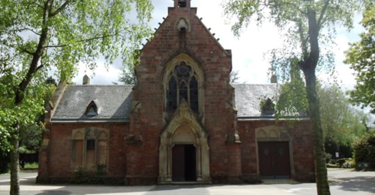 """Restaurierung der """"Alten Kapelle Hauptfriedhof"""""""